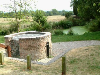 St. Osyth's Well. Photo: Frank Rickett. Click here for larger picture